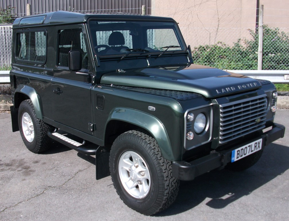 2007 Defender 90 Tdci XS Station Wagon