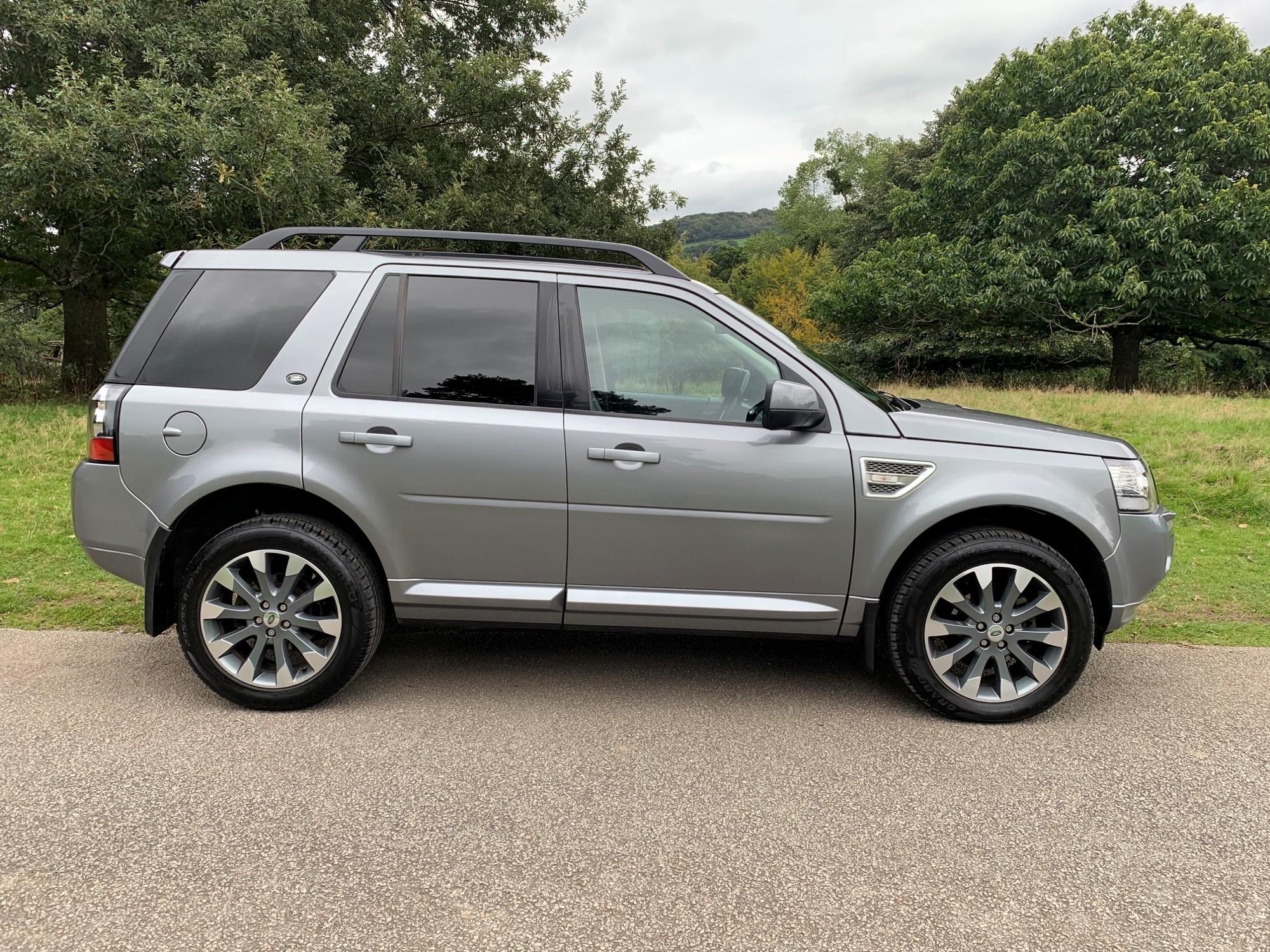 2013 Land Rover Freelander 2 HSE Auto