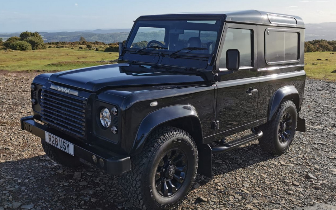 2006 Defender 90 TD5 XS County Station Wagon  6 Seater