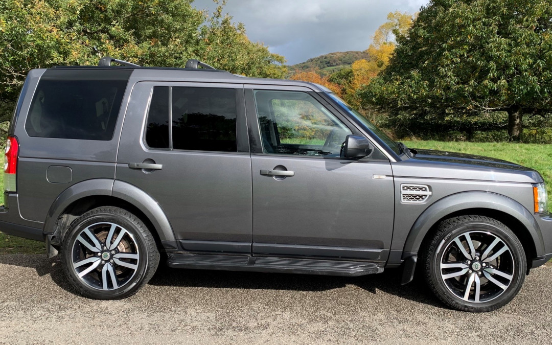 2013 Land Rover Discovery 4 HSE SDV6 Auto